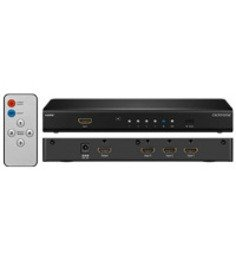 Clicktronic HDMI Switch 4 in / 1 out