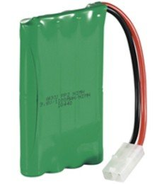 9,6V Racing Pack Ni-MH 1100mAh