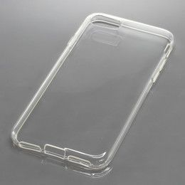 OTB TPU Case kompatibel zu Apple iPhone 7 / iPhone 8 voll transparent