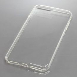 OTB TPU Case kompatiblem zu Apple iPhone 7 Plus / 8 Plus voll transparent