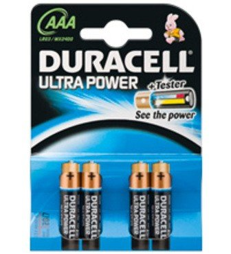 Micro Batterie Duracell Ultra Power