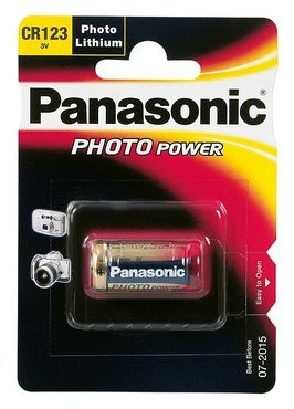 CR123 Panasonic